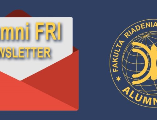 Piatkový newsletter Alumni FRI