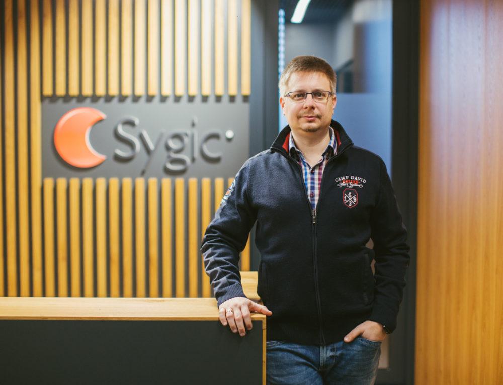 CEO Sygic – Martin