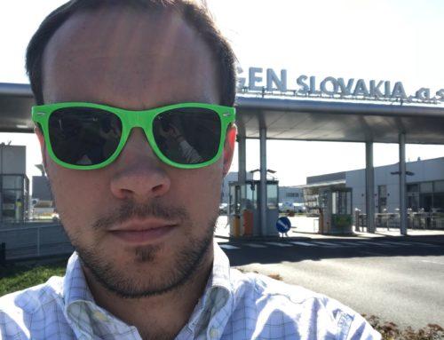 IT projektový manažér – Ján